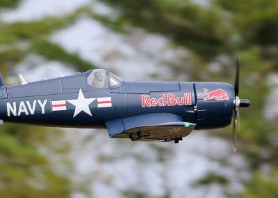 Staufenbiel Red Bull F4U Corsair